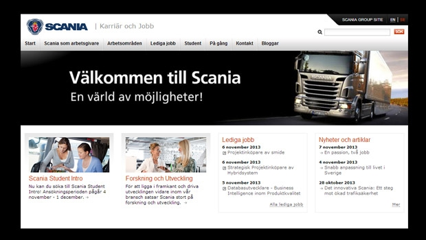 Sponsored Video: Scania Engineer Program